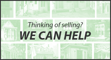 Thinking of selling? We can help!